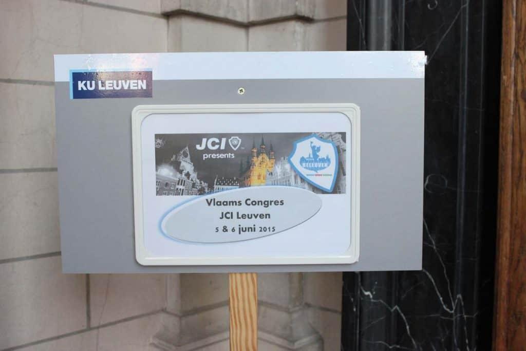 JCI Vlaams Congres Beleuven