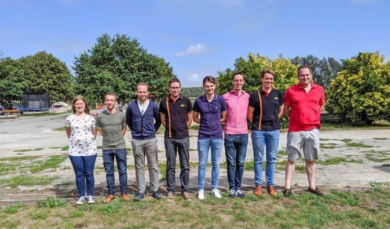 Nieuwe voorzitter JCI Leuven 2019-2020