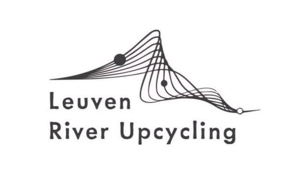 Leuven River Upcycling logo